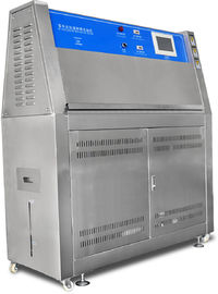 PID SSR Control Accelerated Weather UV Test Machine For Nonmetallic Material