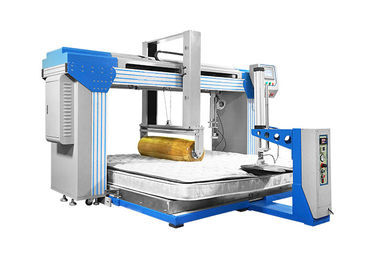 Mattress Rolling Test Compression Hardness Testing Machine 0-300 mm Adjustable Impact Height