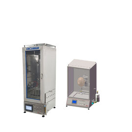 30mm Flame Height Flame Retardant Testing Equipment For Medical Protective Masks